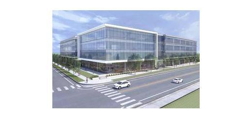 STG Design Houston-based Highland Resources plans an office and retail development in an area characterized by medical and health care projects along with many retailers.