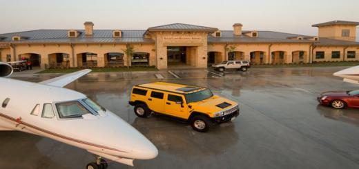 Hero-Sugar Land Regional Airport