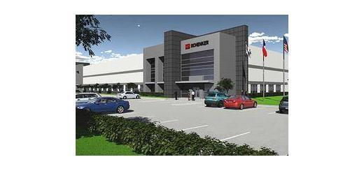 rmunson Dallas-based Trammell Crow Co. and joint venture partner New York-based Clarion Partners have broken ground on a new 150,000-square-foot office/warehouse facility.